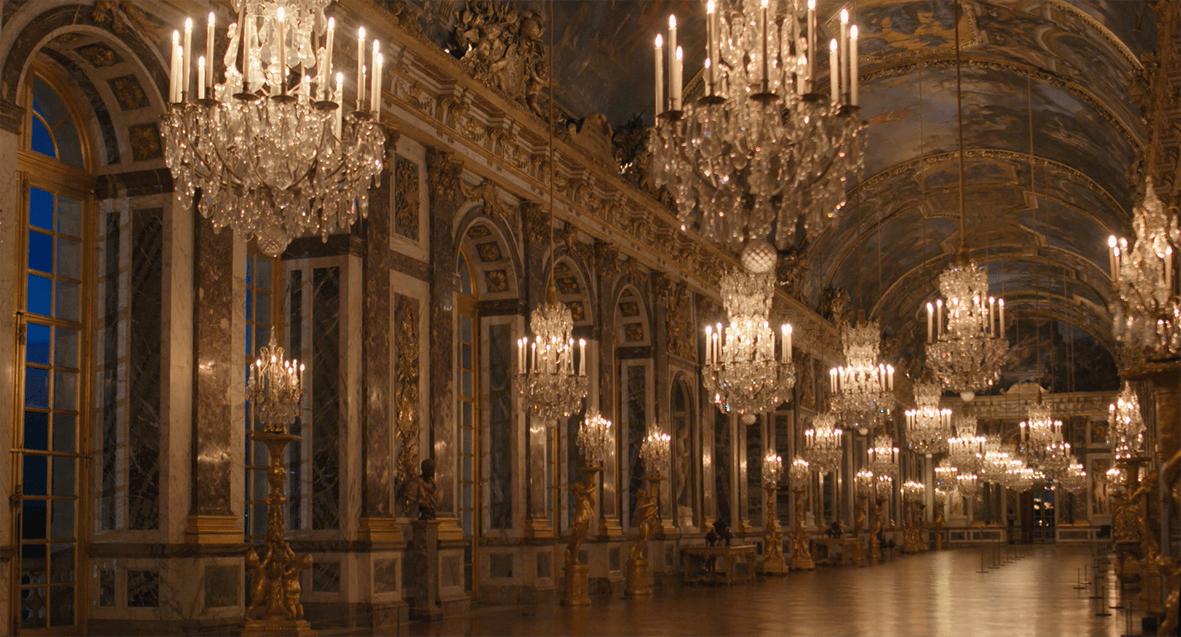 Alain Ducasse au Château de Versailles